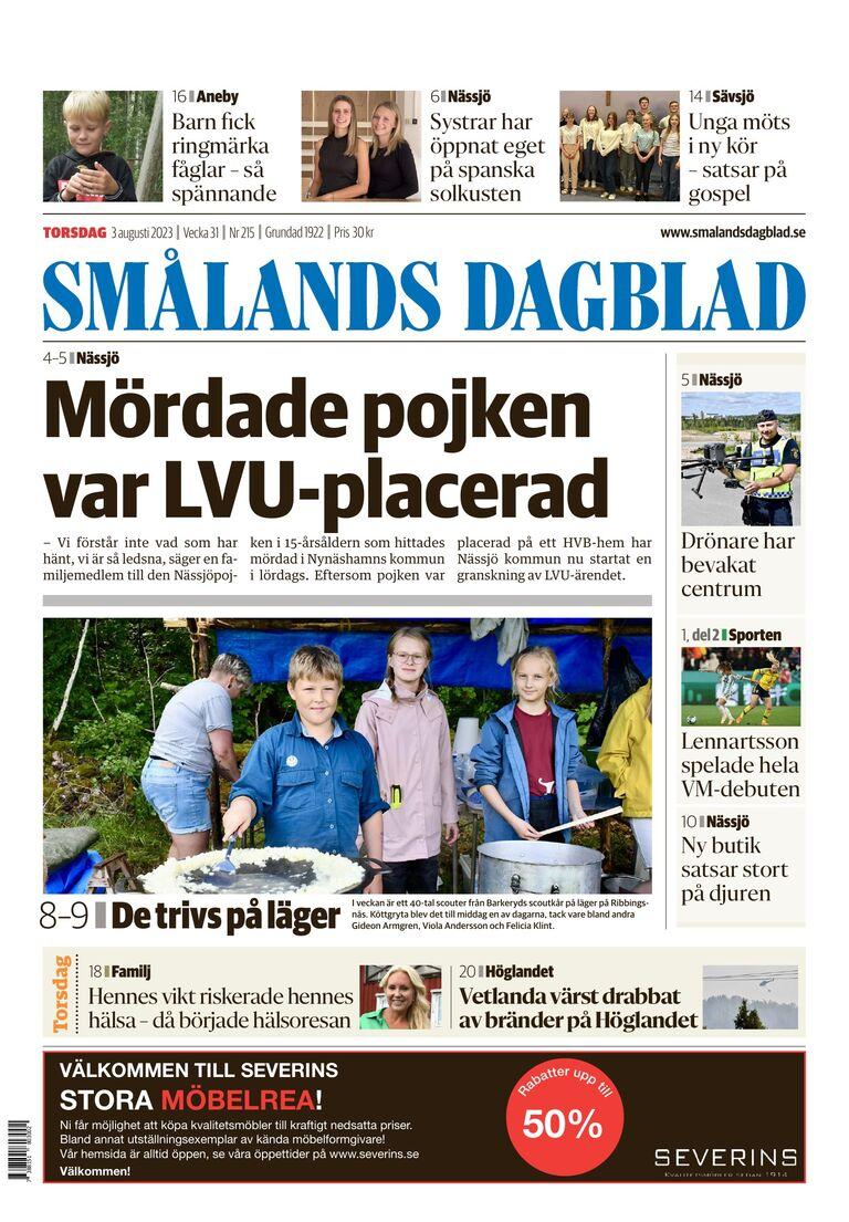Smålands Dagblad